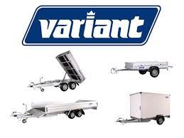 Salg og udlejning af Variant trailere